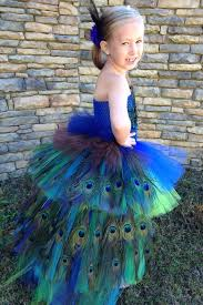Halloween Peacock Costume Peacock Tutu Feather Pageant Halloween Costume Party Dress Www