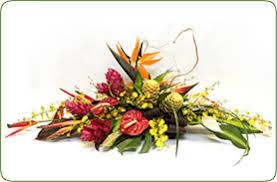 tropical flower arrangements kailua florists flowers kailua hi picket fence florist
