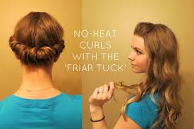 headband waves no heat curls