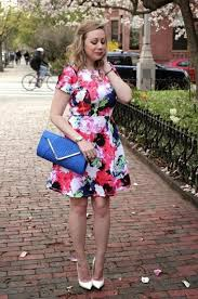 Dress Barn Earrings Cupcakes Couture Kohls Milly Floral Fit Flare Scuba Nordstrom