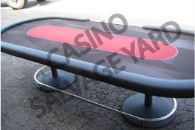 used poker tables for sale casino salvage yardused poker tables