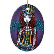 steunk ornaments keepsake ornaments zazzle