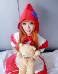 league of legends red riding hood annie cosplay photo worldcosplay