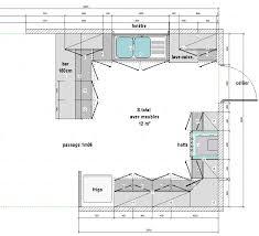 plan cuisines exemple plan de cuisine cuisine centrale montpellier 3 schema