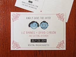 cool wedding invitations wedding invitation offbeat
