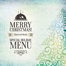 special christmas restaurant menu stock vector art 500869823 istock