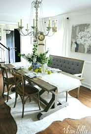 dining room with banquette seating dining room banquette furniture dining table banquette dining room