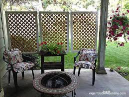 Backyard Privacy Ideas Cheap 22 Simply Beautiful Low Budget Privacy Screens For Your Backyard