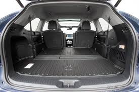 Most Interior Space Suv 2014 Toyota Highlander Limited Long Term Road Test Cargo Space