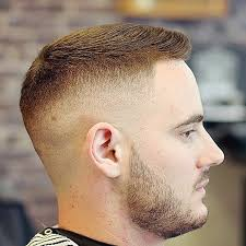 hard parting haircut medium skin fade side parting spent a good 30 minutes on the
