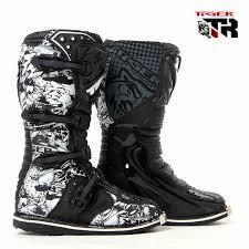 waterproof motocross boots kick scooter boots 13 plus size waterproof leather mid calf man