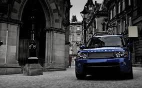 matte blue range rover vehicles range rover sport wallpapers desktop phone tablet
