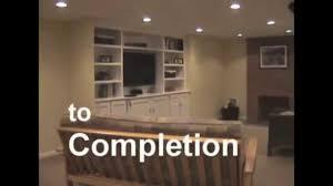 remodel basement add kitchen bathroom cohasset norwell