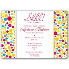 surprise birthday invitations blueklip com