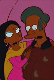 Seeking Cupid Episode The Simpsons I M With Cupid Tv Episode 1999 Imdb