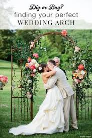 wedding arches to make stunning wedding arches how to diy or buy your own birch arch