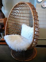 furniture furniture vintage design papasan chair cushion pier one