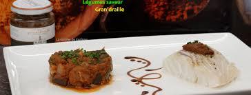 la cuisine de corinne dos de cabillaud légumes saveur gran draille la cuisine de corinne