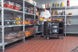 How To Design A Restaurant Kitchen Properly Food Storage In Commercial Kitchens Pertaining To