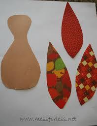 thanksgiving turkey patterns scrapbook paper thanksgiving turkey craft mess for less