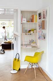 bureau dans un placard le bureau escamotable décisions pour les petits espaces