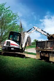 bobcat e35 compact excavator bobcat company excavator training