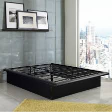 lofty design metal queen bed frames amazon com bello b552qdp metal