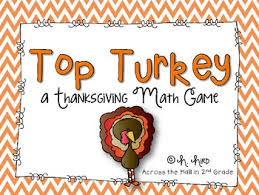 top turkey a thanksgiving math by across the tpt