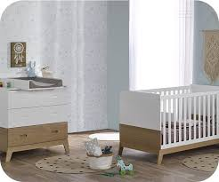 chambre bebe chambre bébé aloa blanche