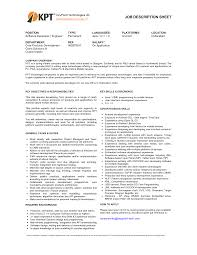 Java Resume Sample by Resume Builder Java Code Resume Android And Php Developer 1 Years