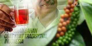 obat kuat alami uji bahan obat kuat tradisional indonesia obat pria