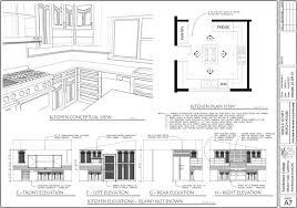 cad plans kitchen islands drafting kitchen plans kitchen floor