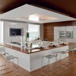 id cuisine simple impressionnant cuisine ilot central bar inspirations et cuisine ilot
