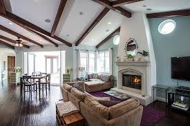 open floor plan living room how to choose and use colors in an open floor plan