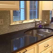 Kitchen Counter And Backsplash Ideas Best 25 Black Quartz Countertops Ideas On Pinterest Black