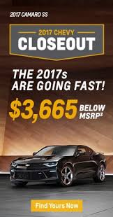 camaro lease specials current deals offers incentives and specials chevrolet