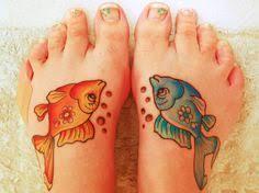 Tropical Themed Tattoos - fishing themed leg tattoo by tony hunt inkwell custom tattoo