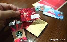 starbucks christmas gift cards christmas starbucks card christmas lights card and decore