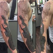 tattoo ideas for engineers 60 circuit board tattoo designs for men electronic ink ideas