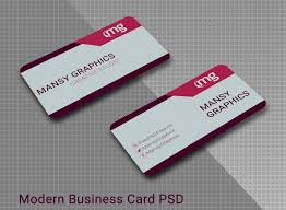 Studio Visiting Card Design Psd 50 Best Free Psd Business Card Templates Download It U0027s Free