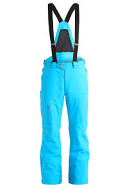 discount motorcycle clothing ski spyder spyder dare waterproof trousers electric blue men