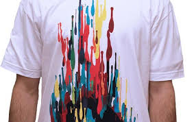 putting designs on your back a showcase of t shirt designs