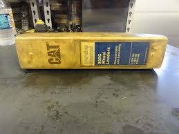 caterpillar cat 980c wheel loader repair service manual 2xd 13b