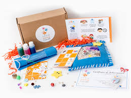 hello wonderful loving craft kits for a cause is