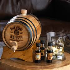 personalized barrel whiskey bootleg kit wine enthusiast
