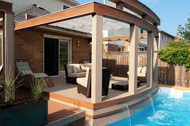 Retractable Awning For Deck Retractable Patio Cover Hgtv U0027s Decked Out