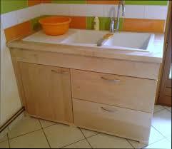 meuble de cuisine sous evier cuisine bois meuble cuisine sous evier bois meuble sous evier