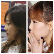 netizens uncover photos of chorong and taeyeon before alleged