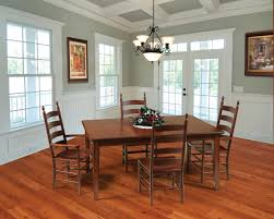 Shaker Dining Room Chairs Shaker Collection Lancaster Legacy Truewood Furniture