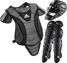 motorcycle protective gear adidas medium catcher u0027s combo set u0027s sporting goods